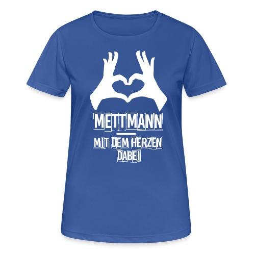 Lauf-Shirt Damen - Frauen T-Shirt atmungsaktiv