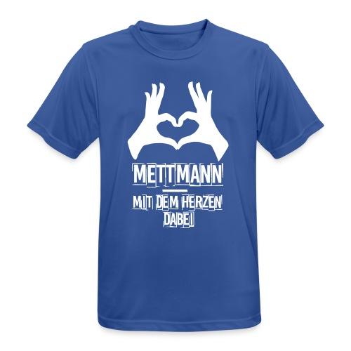 Lauf-Shirt Männer - Männer T-Shirt atmungsaktiv