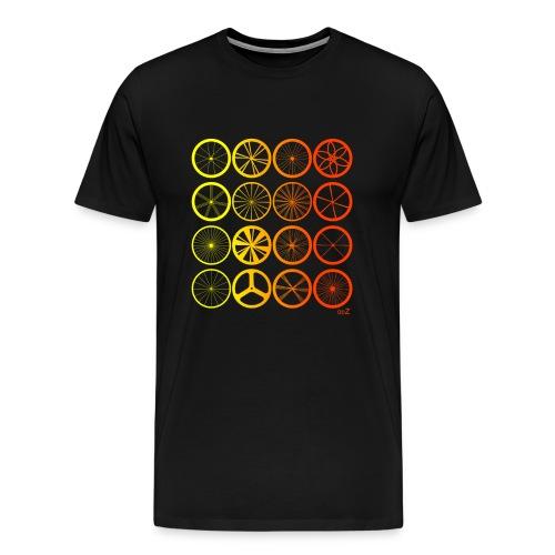 Wheels land corporation - T-shirt Premium Homme