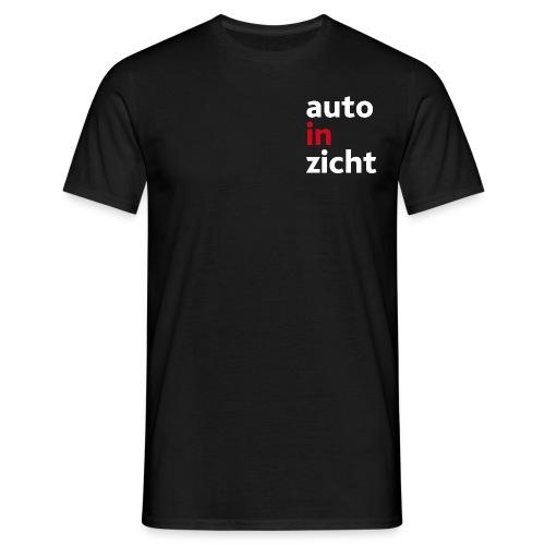 T-shirt heren zwart - Mannen T-shirt