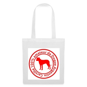 100% amateur de Dogo - Tote Bag