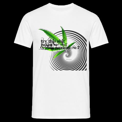 psycho RKG men - Männer T-Shirt
