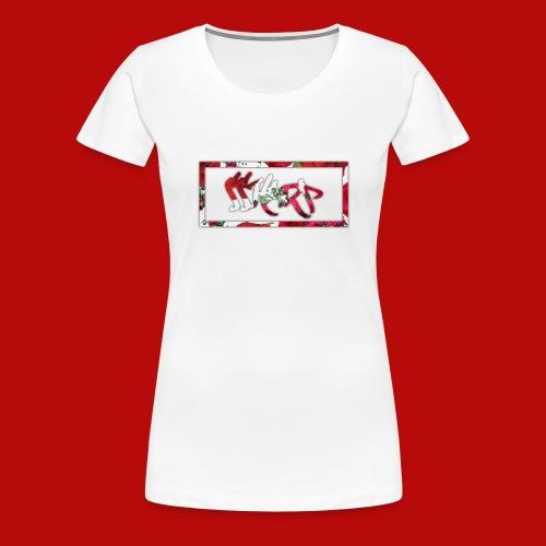 SSHARP IN A BOX Women's Premium T-Shirt - Women's Premium T-Shirt