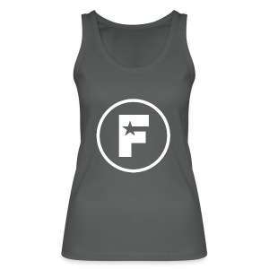 The Factory Ladies Grey Vest - Women's Organic Tank Top by Stanley & Stella