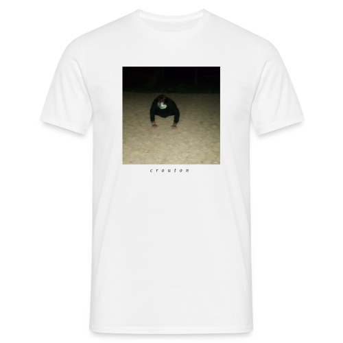 c r o u t o n - T-shirt Homme