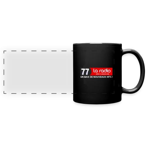 mug  77 La Radio  - Mug panoramique uni