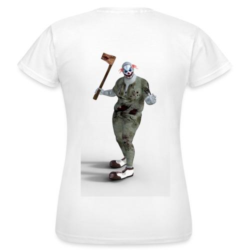 Shirt, Clown - Frauen T-Shirt