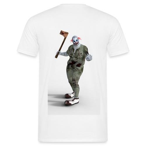 Shirt, Clown - Männer T-Shirt