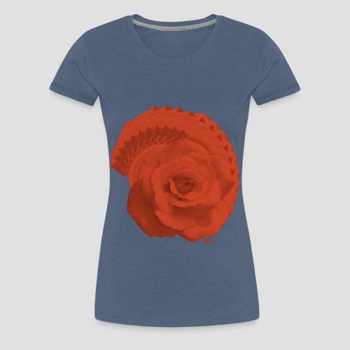 Love Boost T-Shirt women - Frauen Premium T-Shirt
