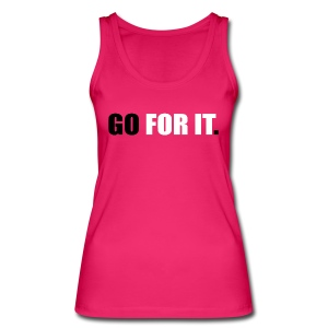 Fitness, Bodybuilding, Gym, Sport, Training - ladies tank top - Frauen Bio Tank Top von Stanley & Stella