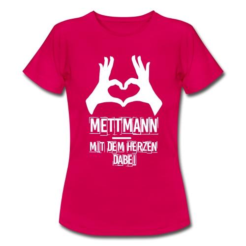 T-Shirt Damen B & G - Frauen T-Shirt