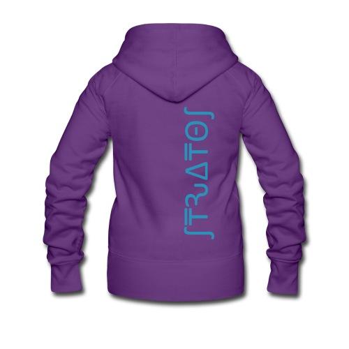 Stratos Hoodie - Women's Premium Hooded Jacket