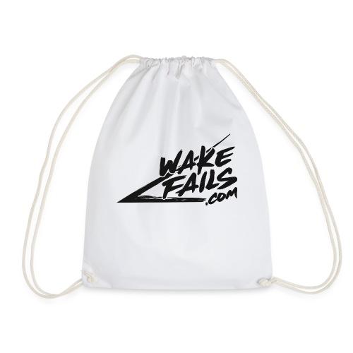 Wakefails.com Bag - Turnbeutel