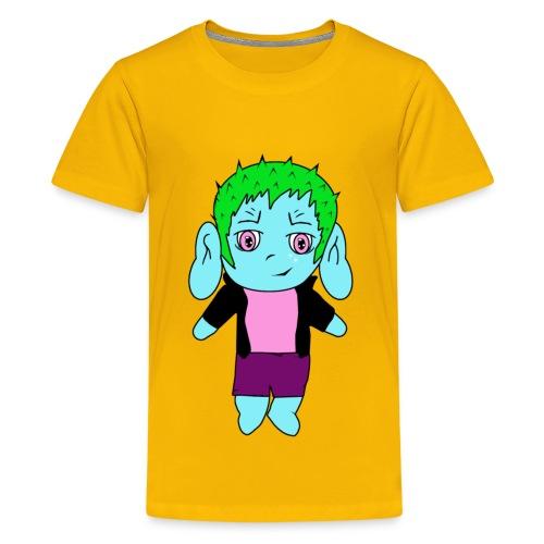 Chibi-Shirt für Teenager - Teenager Premium T-Shirt