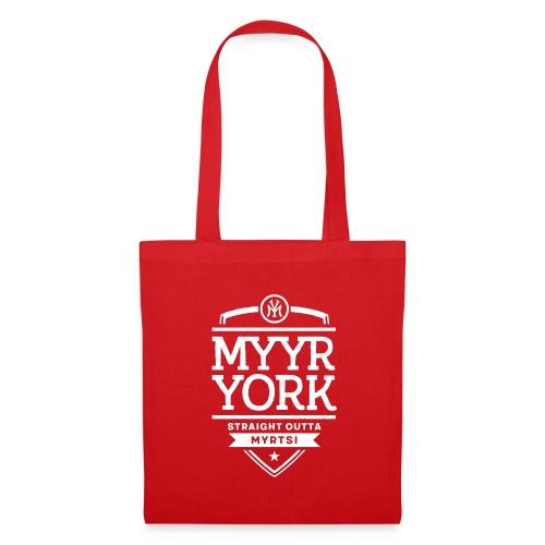 Myyr York - Straight Outta Myrtsi - Kangaskassi
