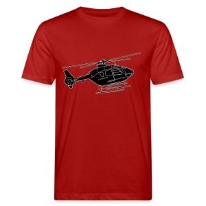 Hubschrauber 2 - Männer Bio-T-Shirt