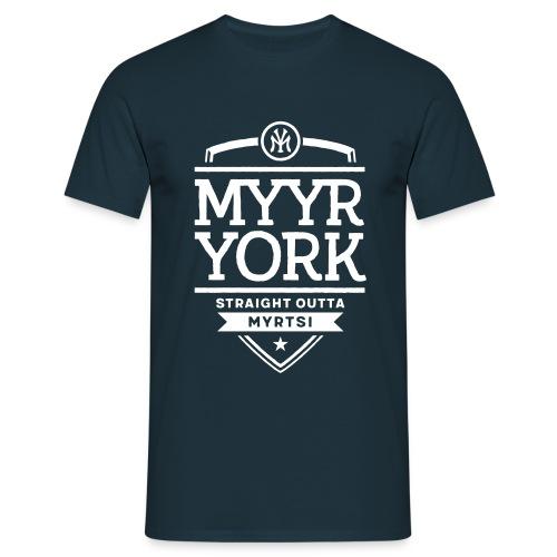 Myyr York - Straight Outta Myrtsi - Miesten t-paita