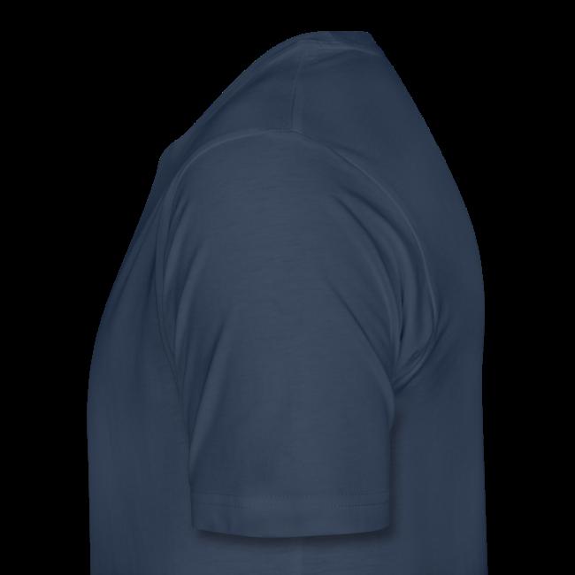 Moin. (Vintage Hellblau) S-5XL T-Shirt