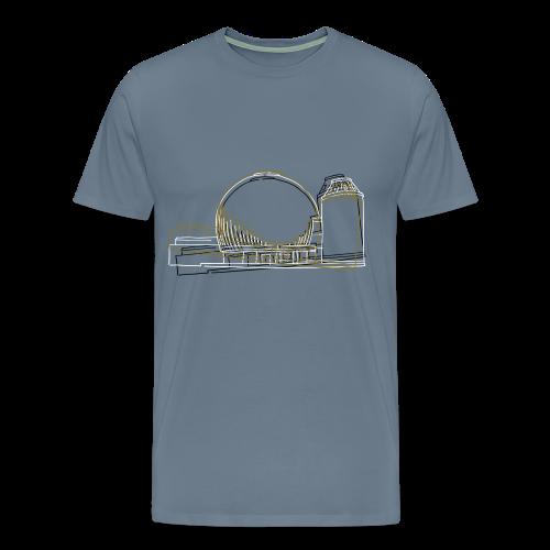 Planetarium Berlin - Männer Premium T-Shirt