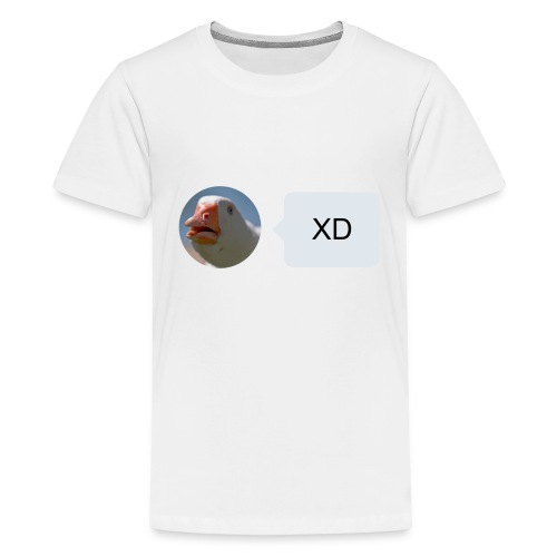 XD (Kids/Teenagers) - Teenage Premium T-Shirt