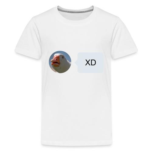 XD (Kids/Teenagers) - Teenage Premium T-Shirt