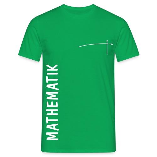 FS Mathe OL Herren Mathematik Rundhals Royalblau - Männer T-Shirt