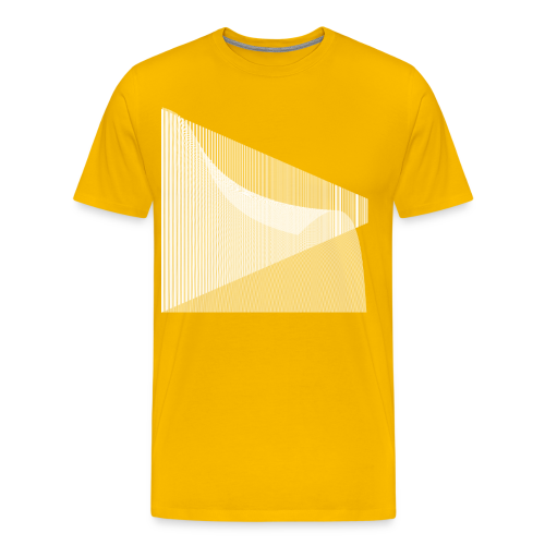 STRAYFIELD MAN - Männer Premium T-Shirt