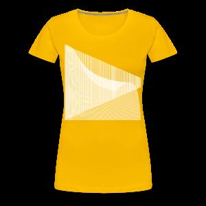 STRAYFIELD WOMAN - Frauen Premium T-Shirt