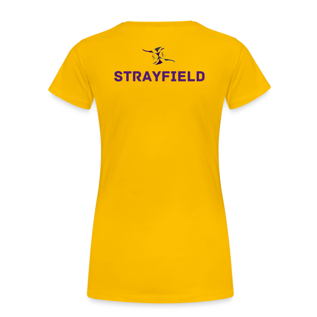 STRAYFIELD WOMAN