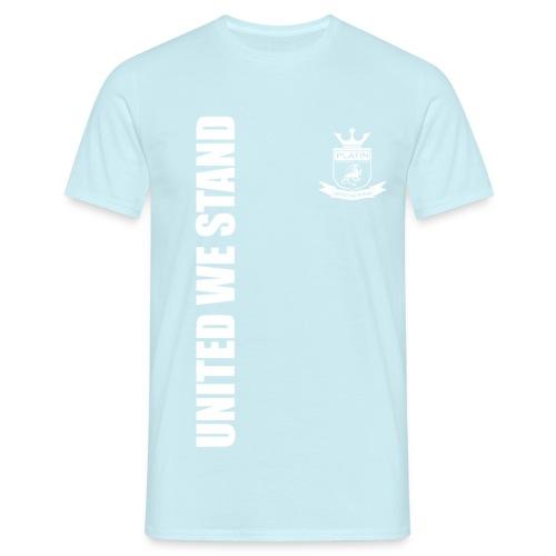 FC Platin united we stand - Männer T-Shirt