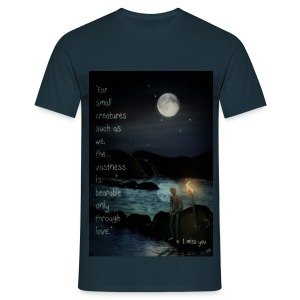 I miss you - Men's T-Shirt