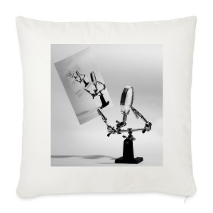 Introspection - Sofa pillow cover 44 x 44 cm