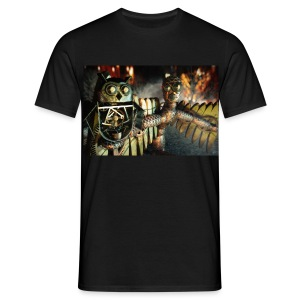 The Eyes Of The Beholden - Men's T-Shirt
