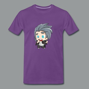 T-Shirt dKs: Steamworks&Fangs Fenris Artwork - Männer Premium T-Shirt