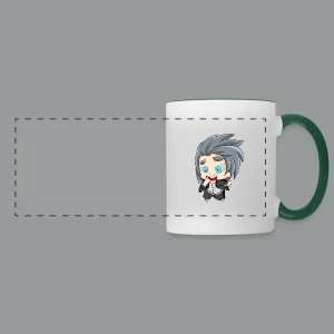 Tasse dKs: Steamworks&Fangs Fenris Artwork - Panoramatasse