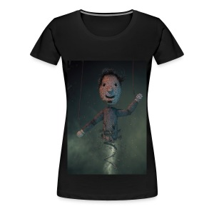 Unravel 01 - Women's Premium T-Shirt