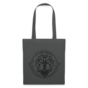 Yggdrasil - The World Tree - Tote Bag