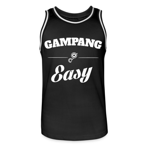 gampang - Men's Basketball Jersey