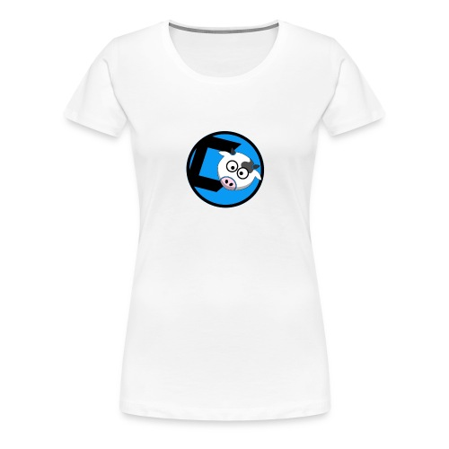 Coveredcow female t-shirt - Women's Premium T-Shirt