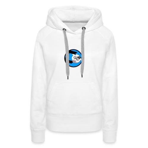 female Coveredcow hoodie - Women's Premium Hoodie