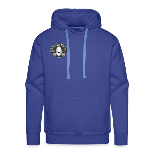 Grusbanden Herri Hoodie - Marine Blue - Herre Premium hættetrøje