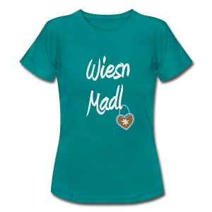 Wiesn Madl Girlie Shirt - Frauen T-Shirt