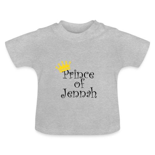 Baby T-Shirt (männlich) - Baby T-Shirt
