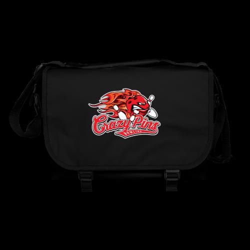 Messenger Bag Crazy Pins Bowling - Umhängetasche