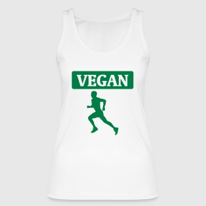 Veganes Workout Tops - Frauen Bio Tank Top