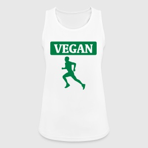 Veganes Workout Sports wear - Women's Breathable Tank Top