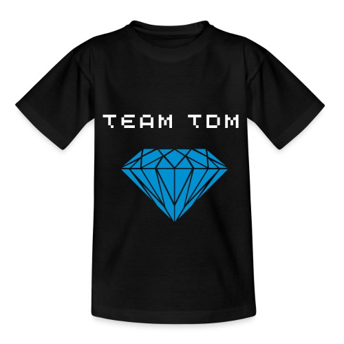 teens team tdm shirt - Teenage T-Shirt