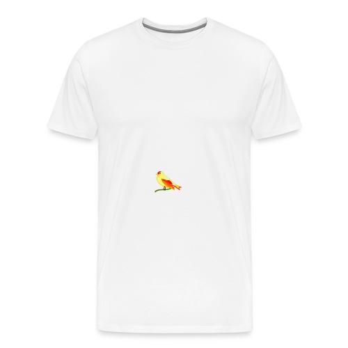 Xaers Birdshirt - Männer Premium T-Shirt