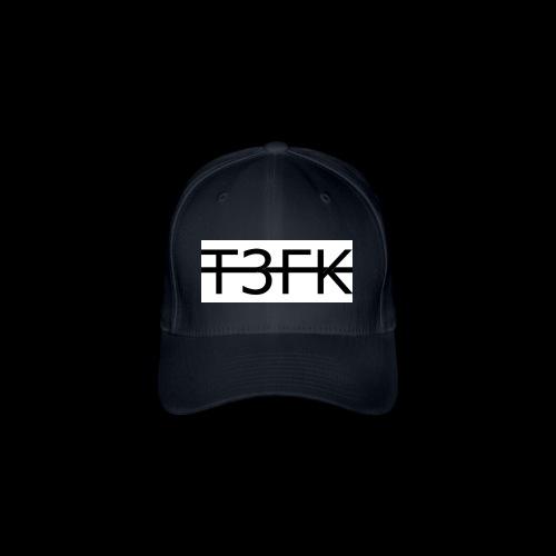 T3FK flexfit cap - Flexfit Baseballkappe