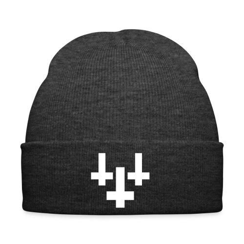 Bonnet croix  - Bonnet d'hiver